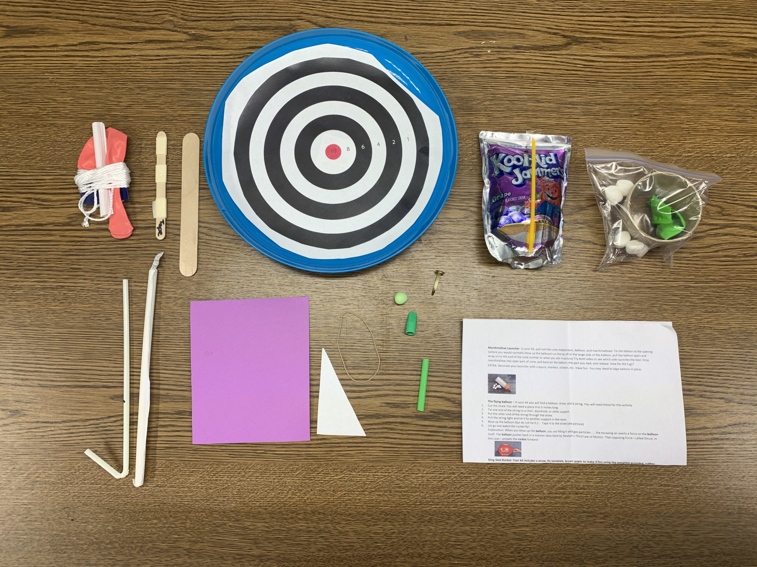 Flying Kit - Activity Kit 6