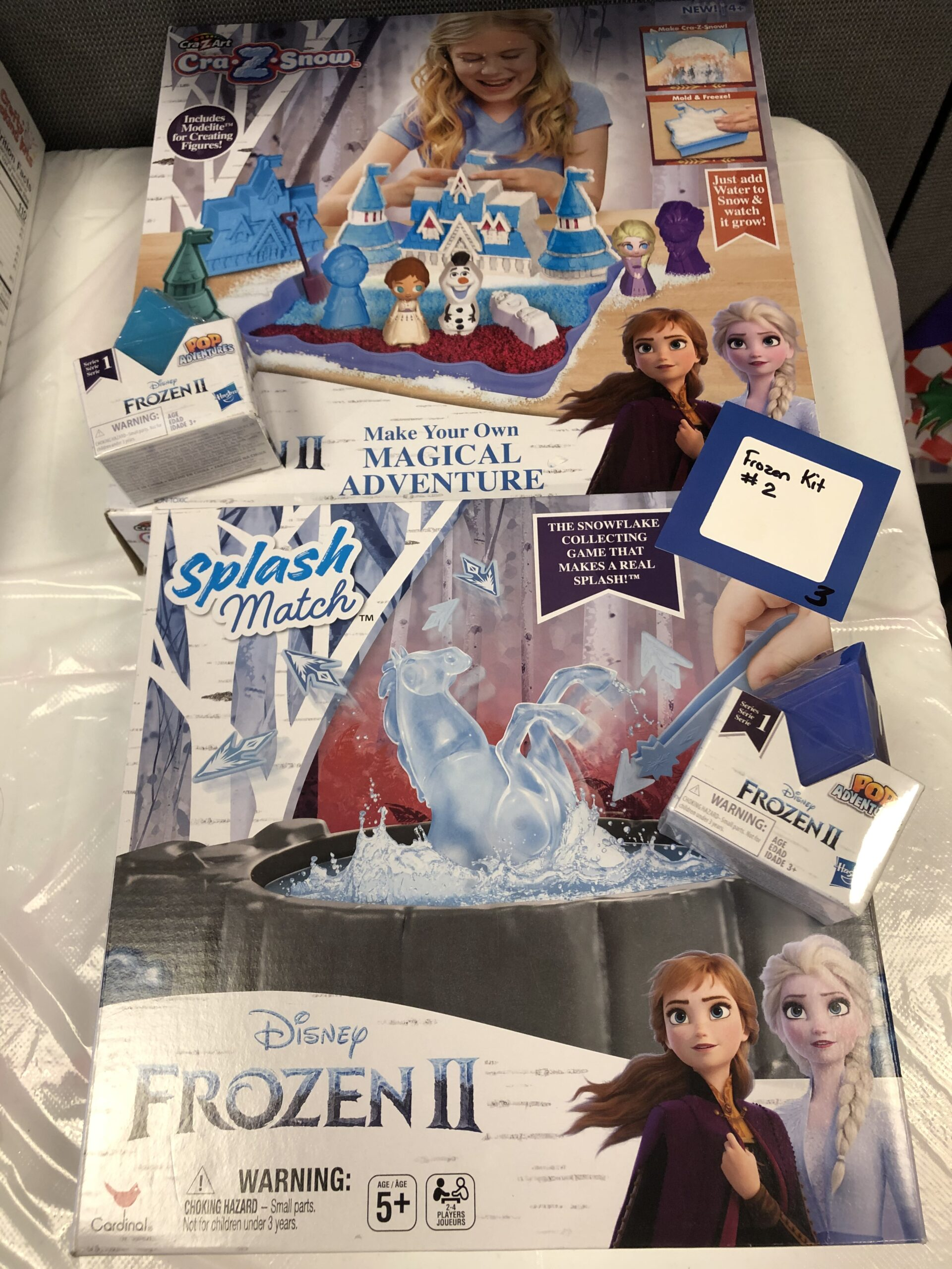 Frozen Kit #2