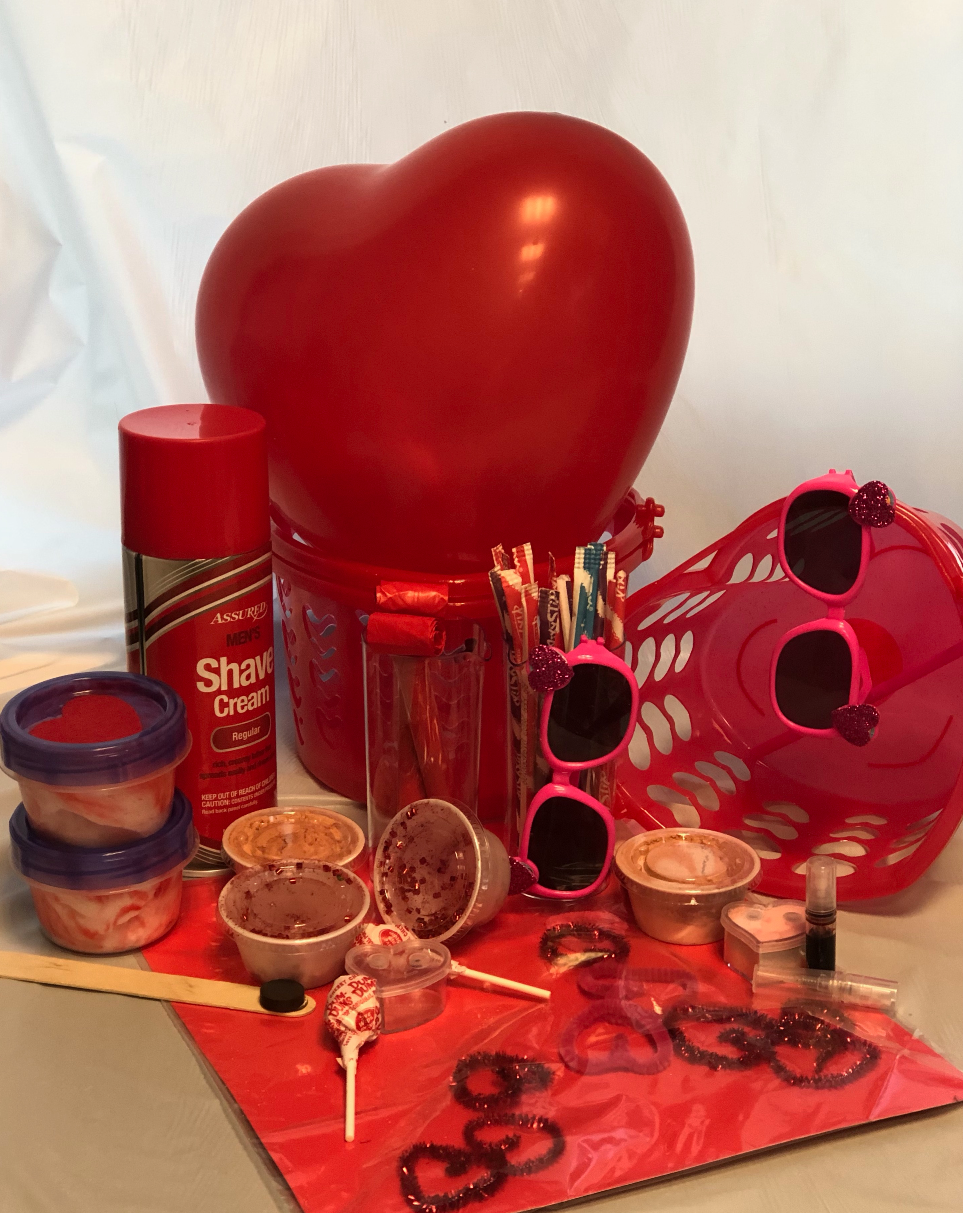Valentine's Day STEM Kit